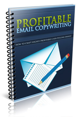 Product picture Brand *NEW* Profitable Email Copywriting w/ PLR