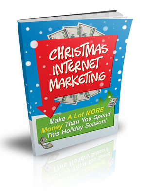 Product picture Brand *NEW* Christmas Internet Marketing w/ MRR