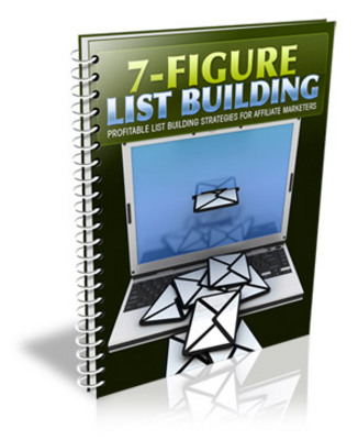 Product picture Brand *New* 7-Figure List Building