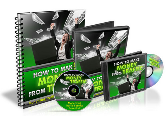 Product picture Brand *NEW* How To Make Money From Traffic - Advanced w/ MRR