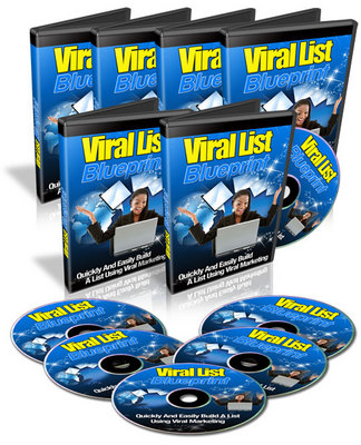 Product picture Brand *NEW* Viral List Blueprint w/ MRR