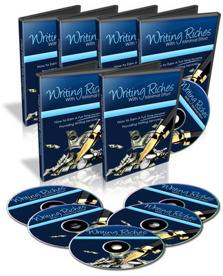 Product picture Brand *NEW* Writing Riches With Minimal Effort w/ MRR